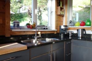 La Pente kitchen