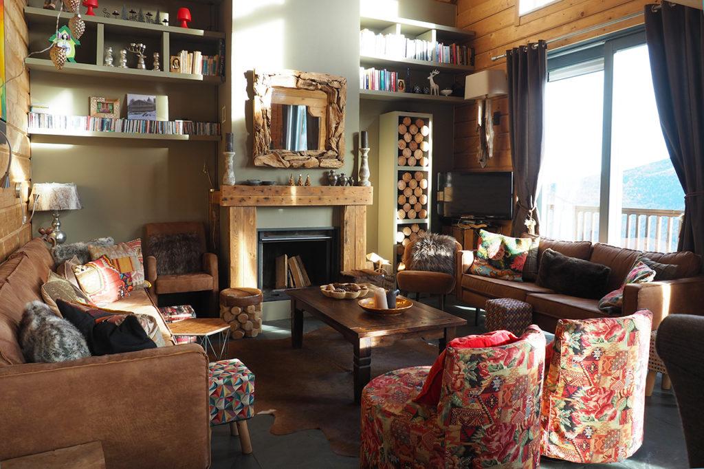 La Pente Living room